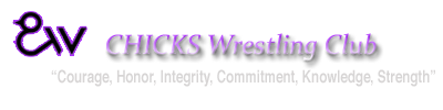 CHICKS WRESTLING - THE NATIONAL CHARTER CLUB FOR GIRLS WRESTLING